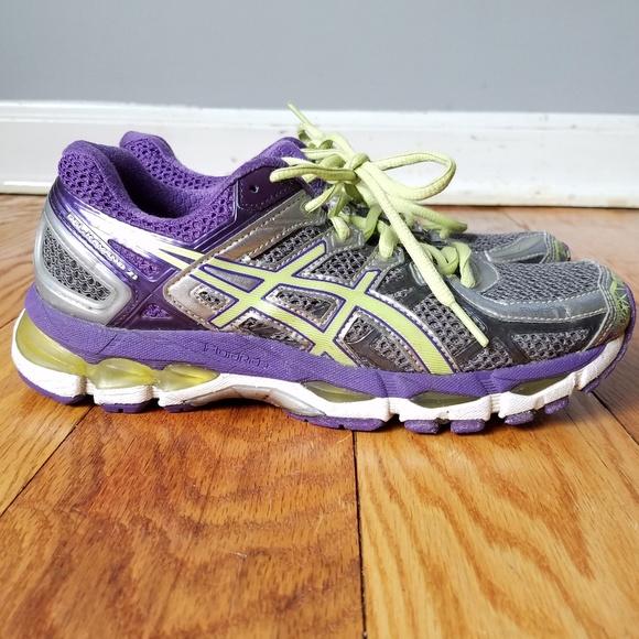 ASICS T4H7N Gel Kayano 21 Running Athletic Shoes